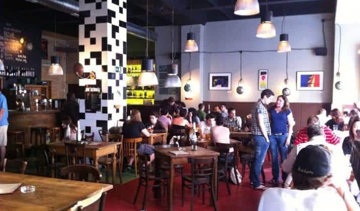 Jelen restaurant
