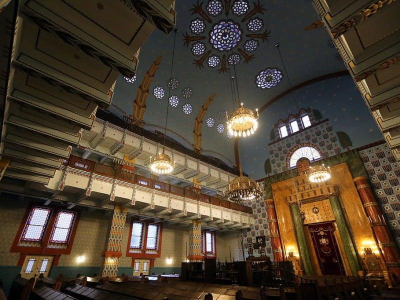 Ortodox Synagouge Budapest