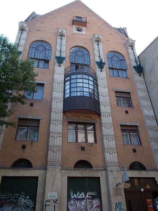 Ortodox jewish restaruant in Budapest