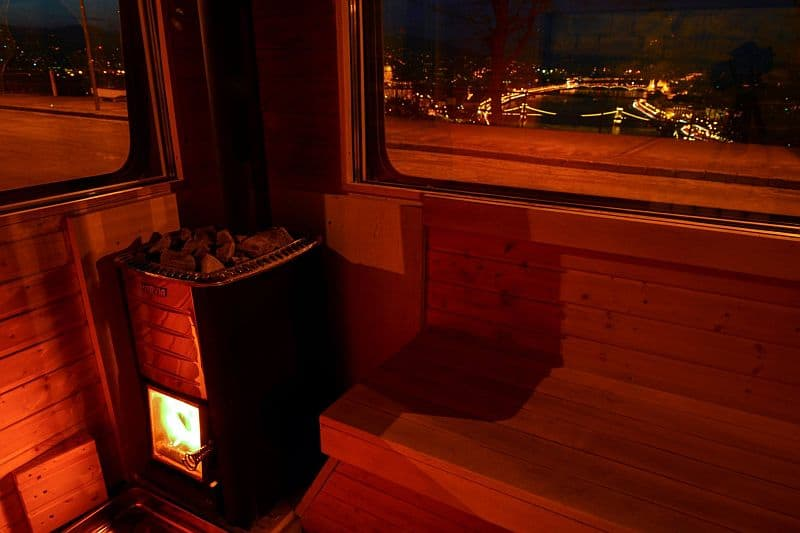 Valyo sauna