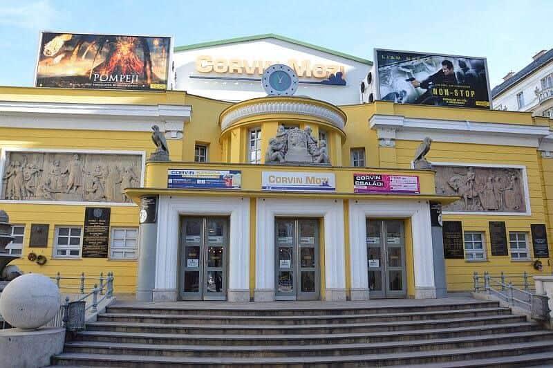 Corvin cinema