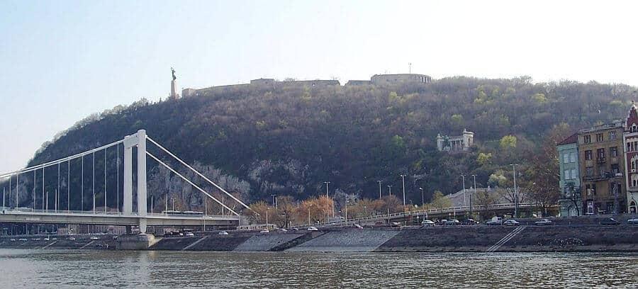 Gellert hill Bbudapest