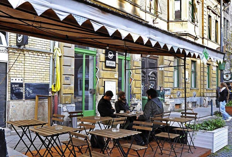Lumen coffee shop
