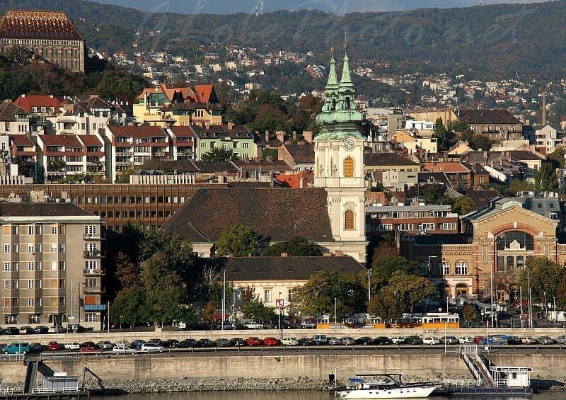 St Anna Church Budapest