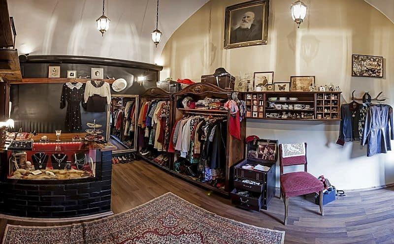 Cydonia Vintage shop