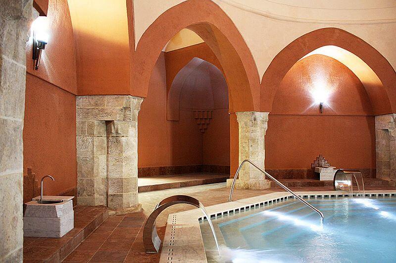 Veli bej thermal bath Budapest