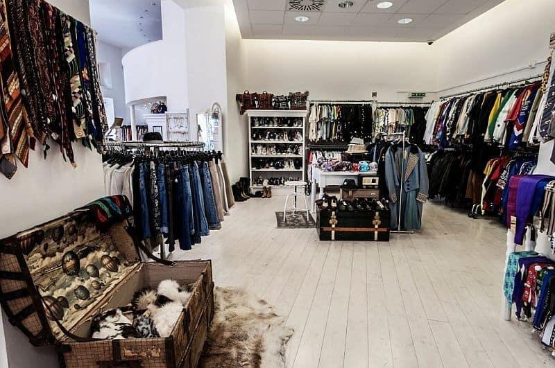 Szputnyik vintage shop
