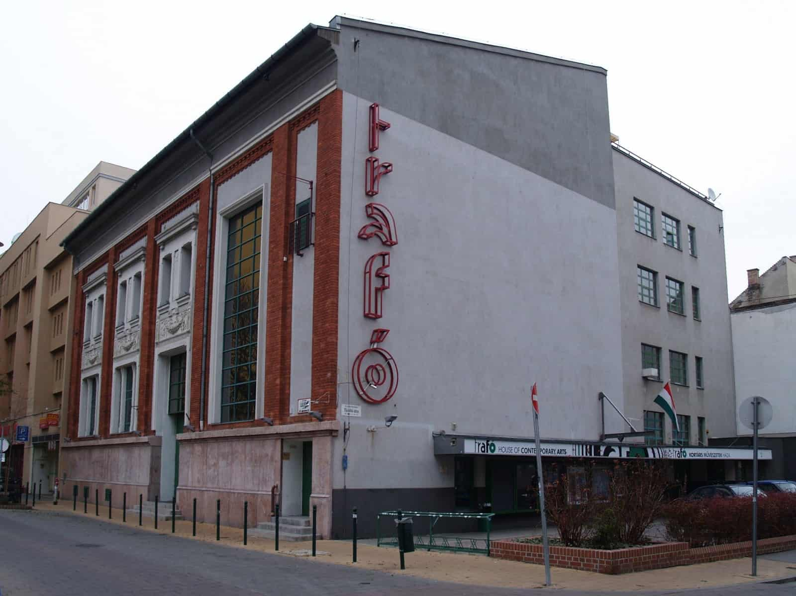 Trafó House of Contemporary Arts
