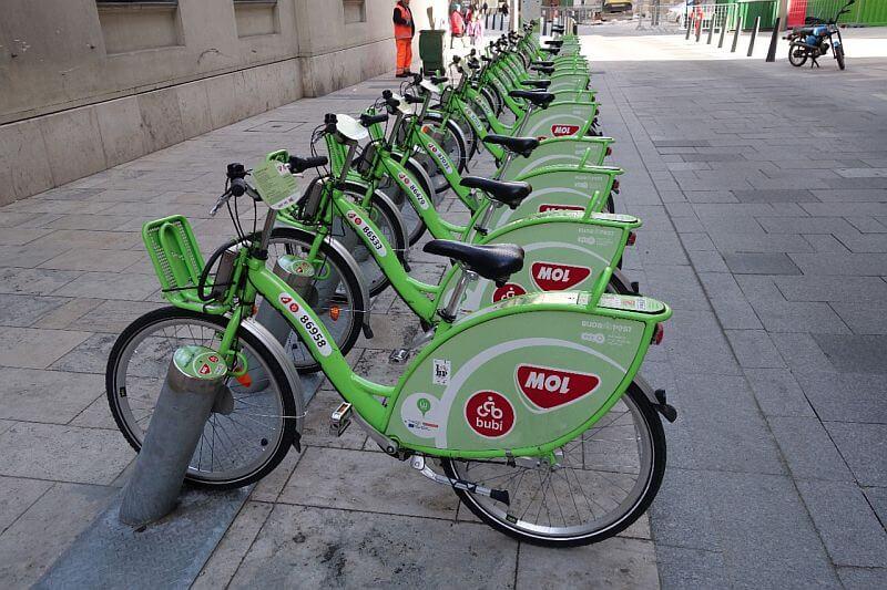 Mol bubi bike