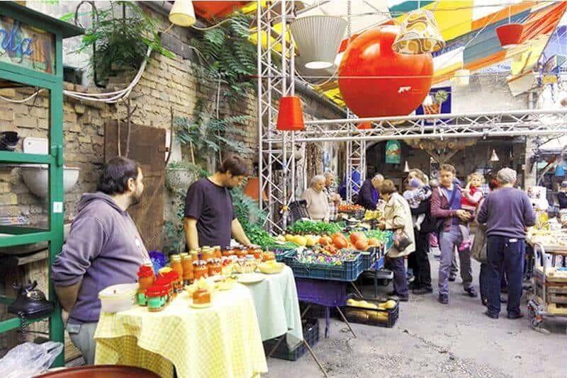 Szimpla Farmers' Market
