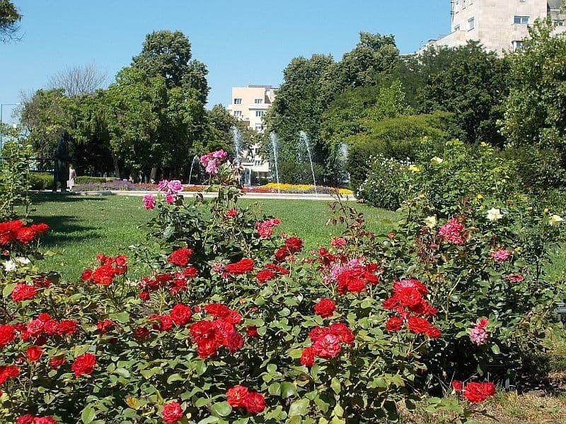 Szent Istvan Park Budapest