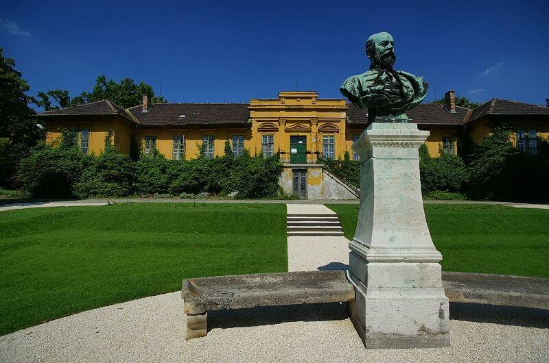 Botanic Garden Budapest