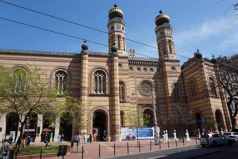 Dohány Street Synagogue Budapest