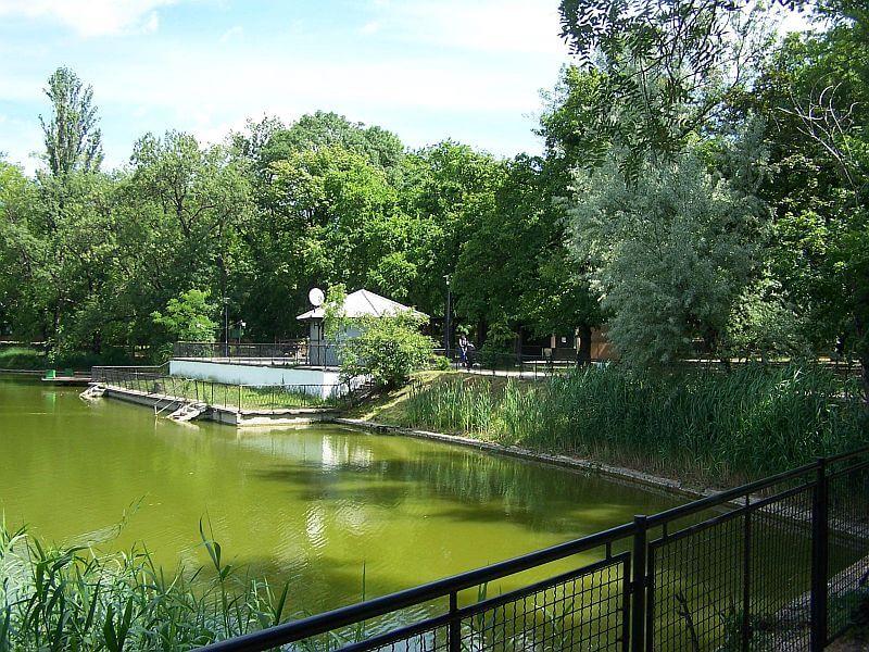 Orczy park Budapest