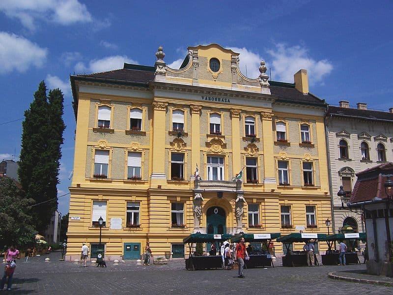 Óbuda town hall