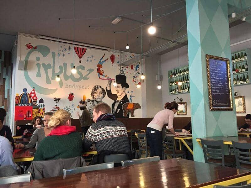 Cirkusz coffee shop