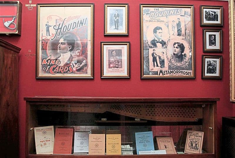 House of Houdini Museum