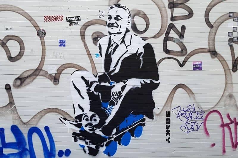 Basky street art