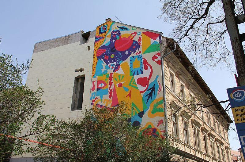 mural jewish district akacorleone