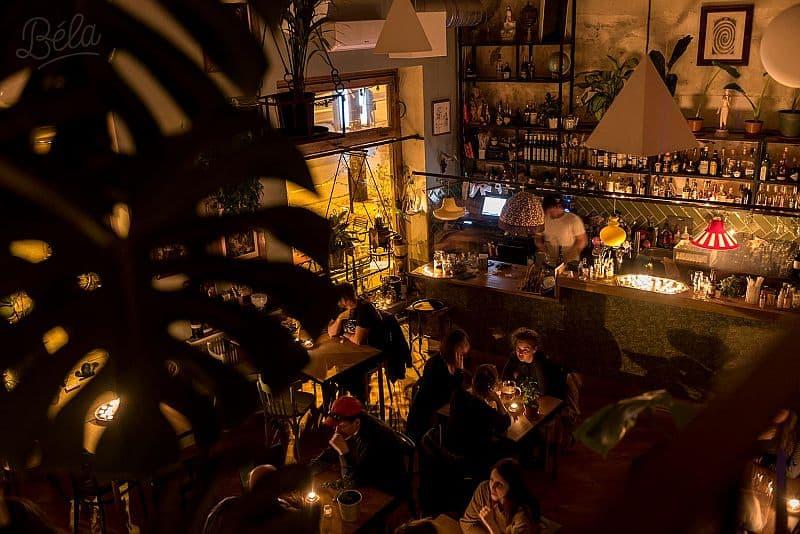 Béla bar Budapest