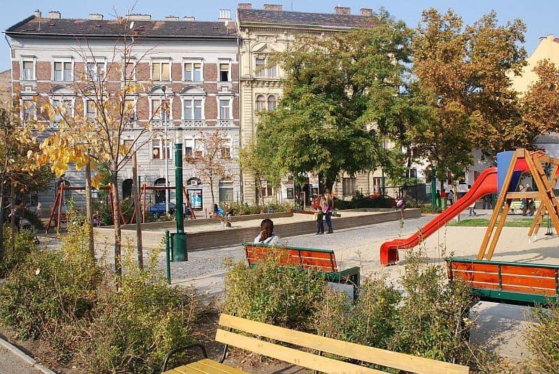 Mátyás square