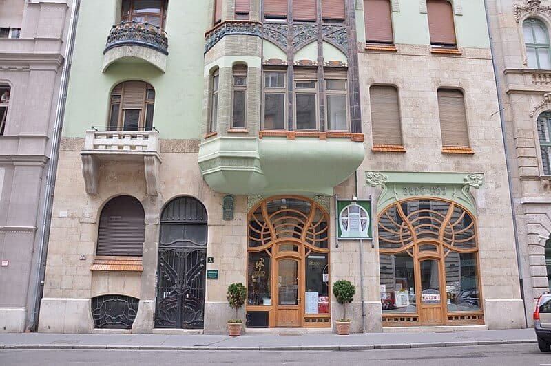 House of Hungarian Art Nouveau