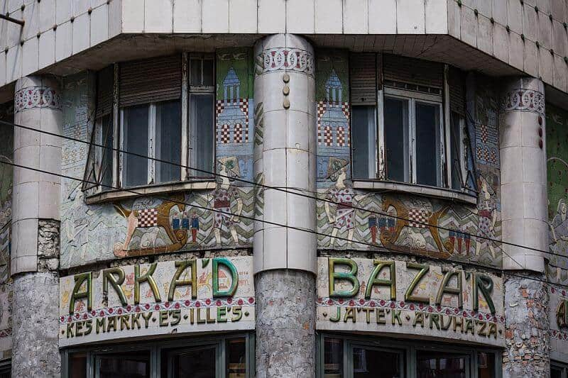 Arkad Bazar Budapest