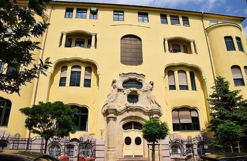 Sonnenberg House Budapest