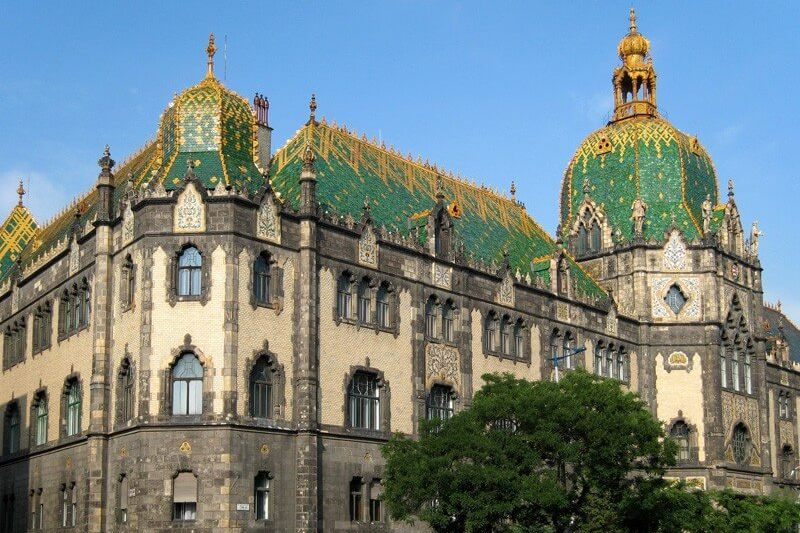 Museum of Applied Arts Budapest