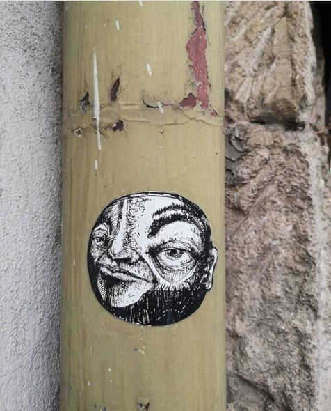 Sticker by Void