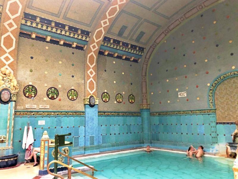 Gellert Thermal Baths Budapest