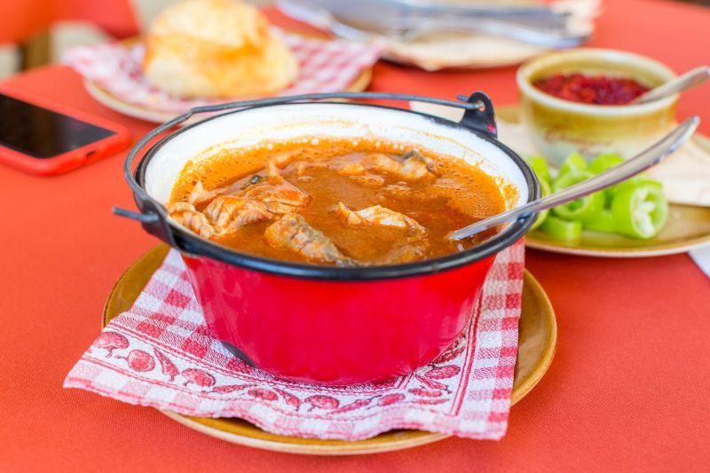 Fisheman's soup