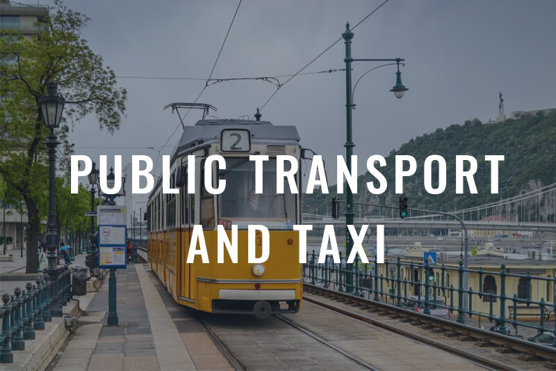 Public Transport and Taxi